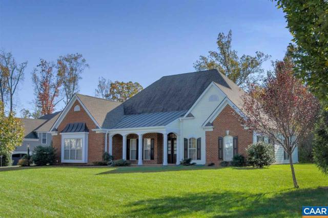 5327 Raven Stone Rd, Crozet, VA 22932 (MLS #583432) :: Real Estate III
