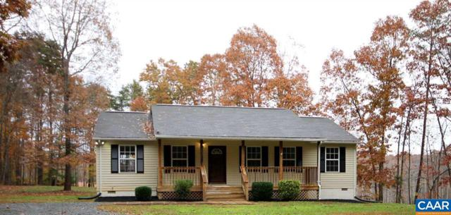 1243 Vawter Corner Rd, LOUISA, VA 23093 (MLS #583966) :: Strong Team REALTORS