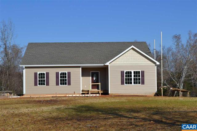 289 Powder Horn Ln, Madison, VA 22727 (MLS #584240) :: Real Estate III