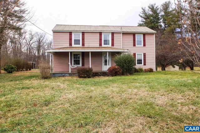 130 Lesueur St, Dillwyn, VA 23936 (MLS #584257) :: Real Estate III