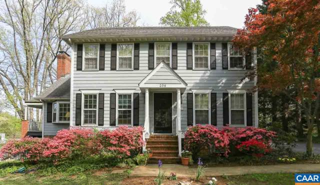 206 Alderman Rd, CHARLOTTESVILLE, VA 22903 (MLS #584412) :: Real Estate III