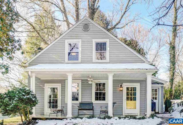 2874 Morgantown Rd, CHARLOTTESVILLE, VA 22903 (MLS #584994) :: Real Estate III