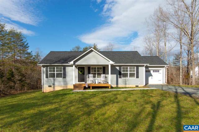 6526 Esmont Rd, Keene, VA 22946 (MLS #585014) :: Real Estate III