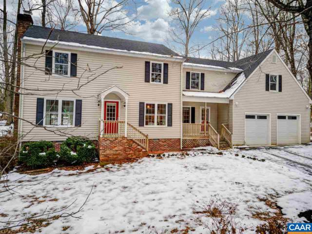 4763 Mechunk Rd, KESWICK, VA 22947 (MLS #585059) :: Real Estate III