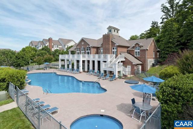 925 Dorchester Pl #301, CHARLOTTESVILLE, VA 22911 (MLS #585145) :: Jamie White Real Estate