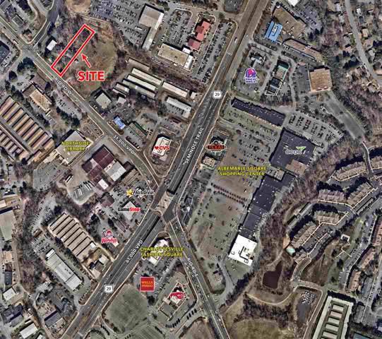 660 W Rio Rd, CHARLOTTESVILLE, VA 22901 (MLS #585340) :: Real Estate III