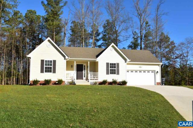 400 Peregrine Pl, LOUISA, VA 23093 (MLS #585378) :: Real Estate III