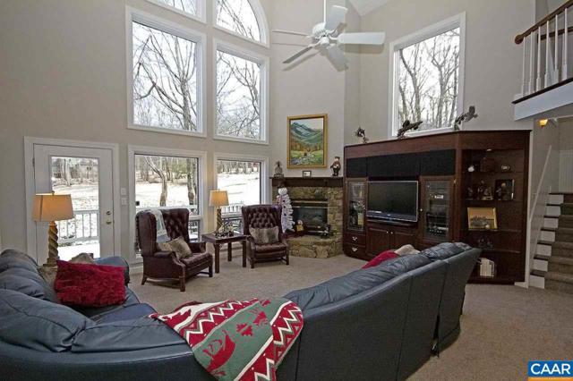 1735 Blue Ridge Dr, Wintergreen Resort, VA 22967 (MLS #585420) :: Strong Team REALTORS
