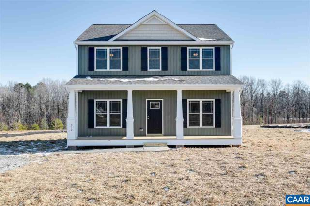150 Cedar View Cir, MINERAL, VA 23117 (MLS #585579) :: Real Estate III