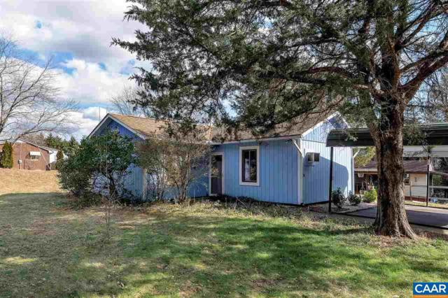 1511 Buck Rd, Crozet, VA 22932 (MLS #585760) :: Jamie White Real Estate