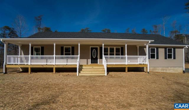 129 Farm Ridge Dr, STANARDSVILLE, VA 22973 (MLS #585850) :: Real Estate III
