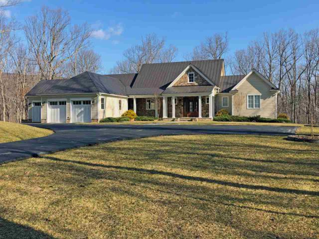 590 Handley Way, AFTON, VA 22920 (MLS #585923) :: Real Estate III
