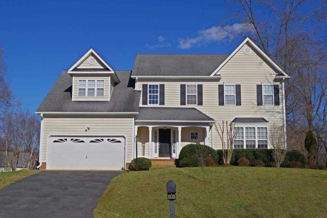 1248 Loring Run, CHARLOTTESVILLE, VA 22901 (MLS #586079) :: Real Estate III