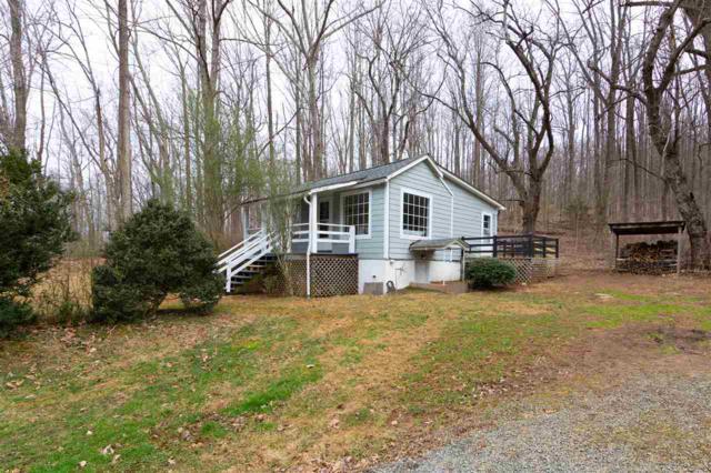 581 Taylors Gap Rd, CHARLOTTESVILLE, VA 22903 (MLS #586149) :: Jamie White Real Estate