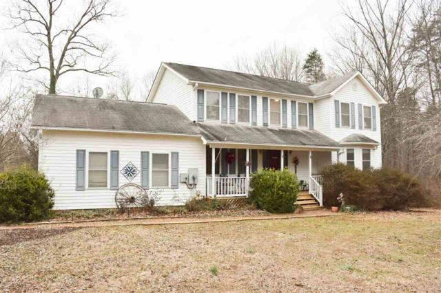436 Johnny Hall Rd, MINERAL, VA 23117 (MLS #586238) :: Jamie White Real Estate