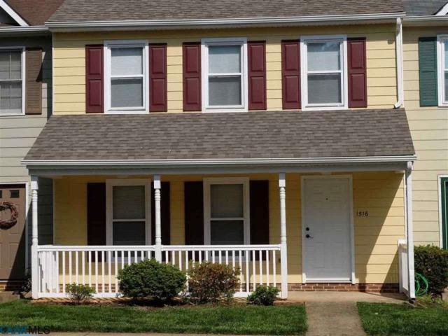 1516 Minor Ridge Ct, CHARLOTTESVILLE, VA 22903 (MLS #586261) :: Jamie White Real Estate
