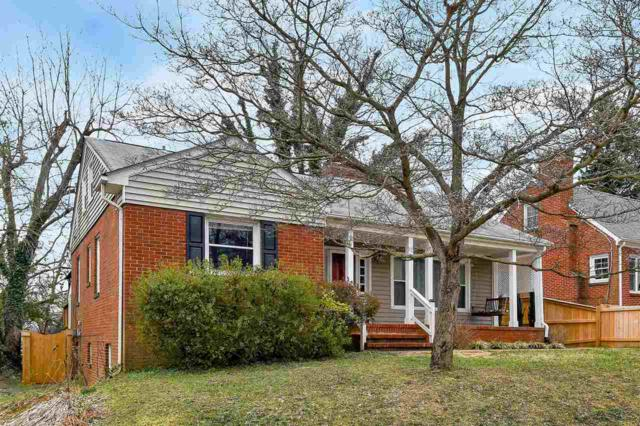 808 Valley View Cir, CHARLOTTESVILLE, VA 22902 (MLS #586266) :: Jamie White Real Estate