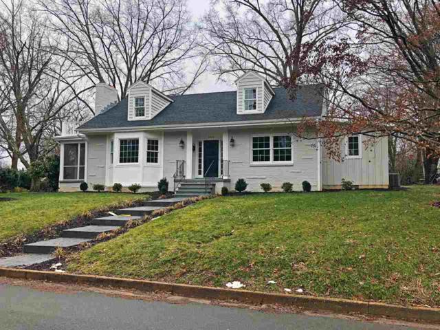 1600 Oxford Rd, CHARLOTTESVILLE, VA 22903 (MLS #586422) :: Real Estate III