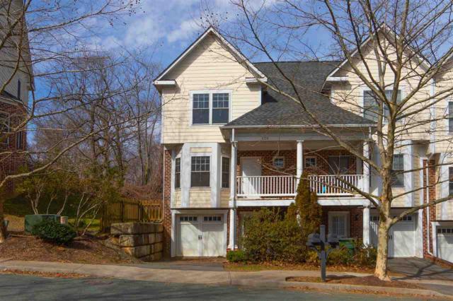 119 Old Fifth Cir, CHARLOTTESVILLE, VA 22903 (MLS #586625) :: Real Estate III