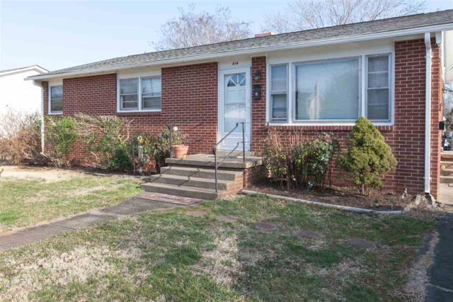414 Fairway Ave, CHARLOTTESVILLE, VA 22902 (MLS #586716) :: Real Estate III