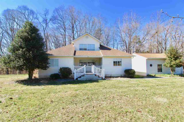 297 N Bluewater Blvd, MINERAL, VA 23117 (MLS #586956) :: Real Estate III