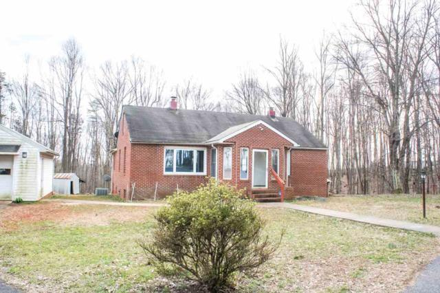 5804 Bridgeport Rd, Arvonia, VA 23004 (MLS #587026) :: Real Estate III
