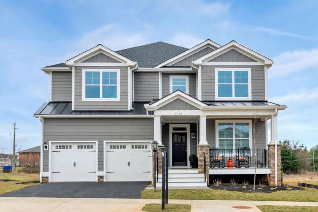 1098 Delphi Ln, CHARLOTTESVILLE, VA 22911 (MLS #587090) :: Real Estate III