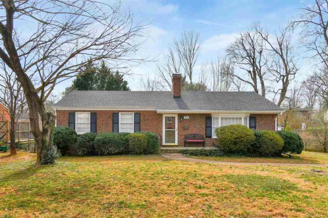 1428 Oxford Rd, CHARLOTTESVILLE, VA 22903 (MLS #587171) :: Real Estate III