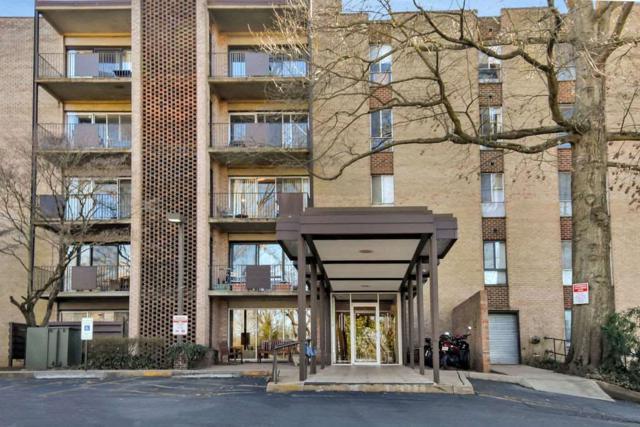 511 N 1ST ST #213, CHARLOTTESVILLE, VA 22902 (MLS #587288) :: Real Estate III