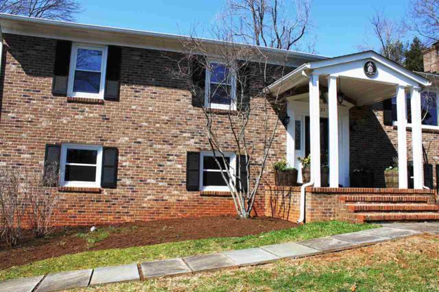 2421 Huntington Rd, CHARLOTTESVILLE, VA 22901 (MLS #587294) :: Real Estate III