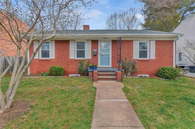 1221 River Vista Ave, CHARLOTTESVILLE, VA 22901 (MLS #587560) :: Real Estate III