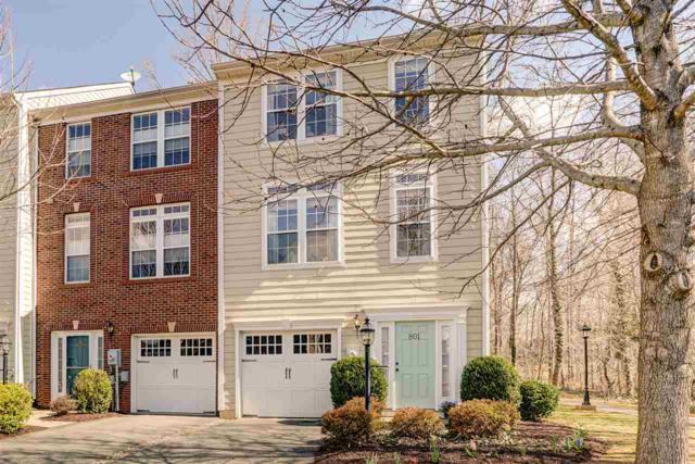 801 Rainier Rd, CHARLOTTESVILLE, VA 22903 (MLS #587717) :: Real Estate III