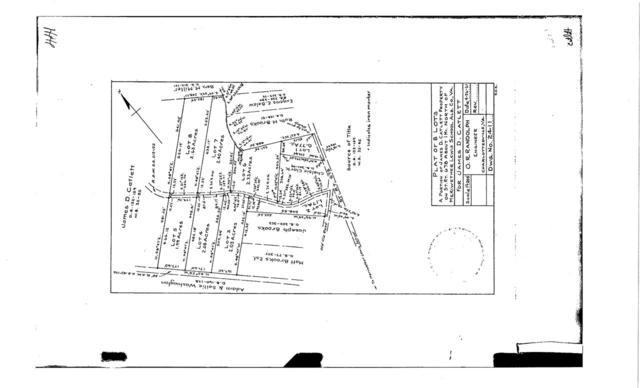 Lot 3 Catlett Rd, CHARLOTTESVILLE, VA 22901 (MLS #587728) :: Real Estate III