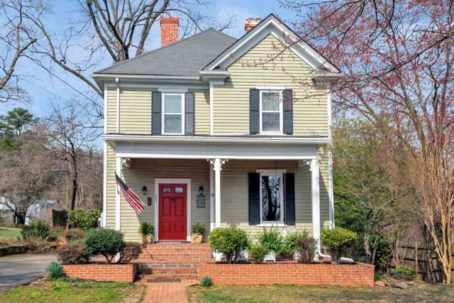 807 Park St, CHARLOTTESVILLE, VA 22902 (MLS #587741) :: Real Estate III
