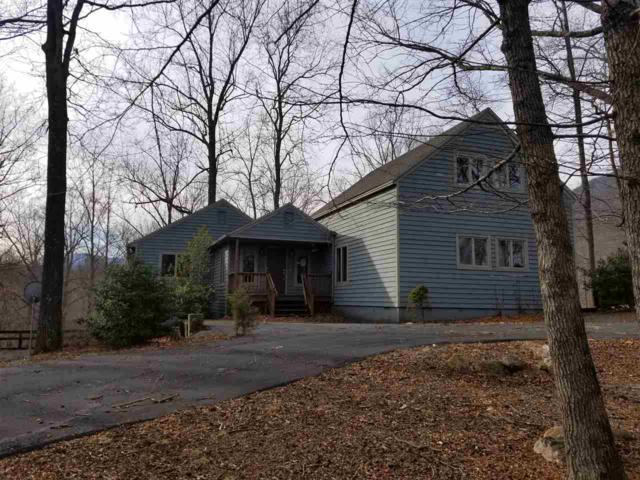 160 Sawmill Creek Dr, Nellysford, VA 22958 (MLS #587745) :: Real Estate III