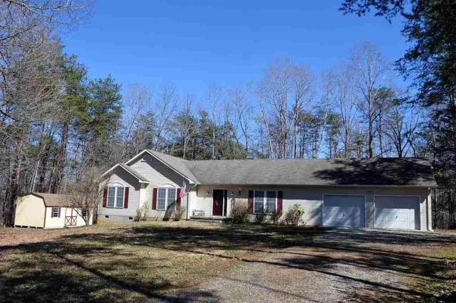 5011 Liberty Rd, BARBOURSVILLE, VA 22923 (MLS #587746) :: Real Estate III