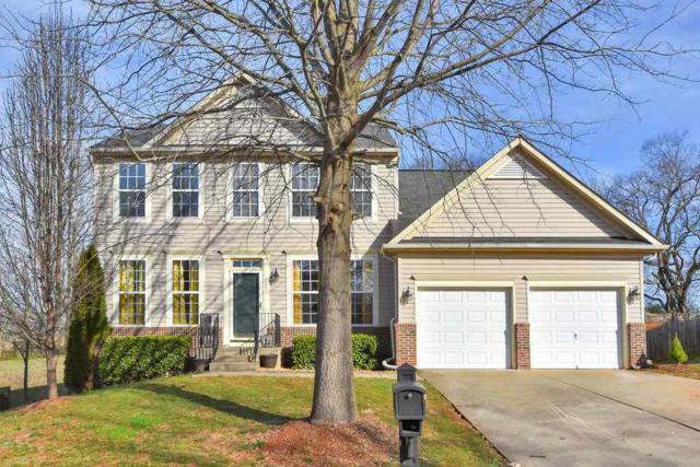289 Parker Pl, ORANGE, VA 22960 (MLS #587766) :: Real Estate III