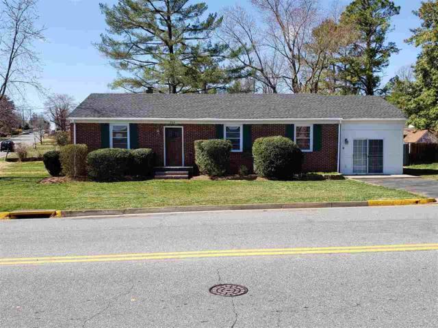 204 Selma Rd, ORANGE, VA 22960 (MLS #588110) :: Real Estate III