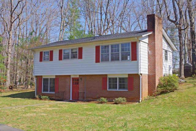 1538 Ballard Dr, Crozet, VA 22932 (MLS #588387) :: Real Estate III