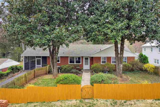 1728 Concord Dr, CHARLOTTESVILLE, VA 22901 (MLS #588493) :: Real Estate III