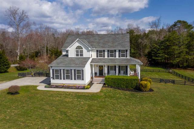 4640 Old Fredericksburg Rd, MINERAL, VA 23117 (MLS #588733) :: Jamie White Real Estate
