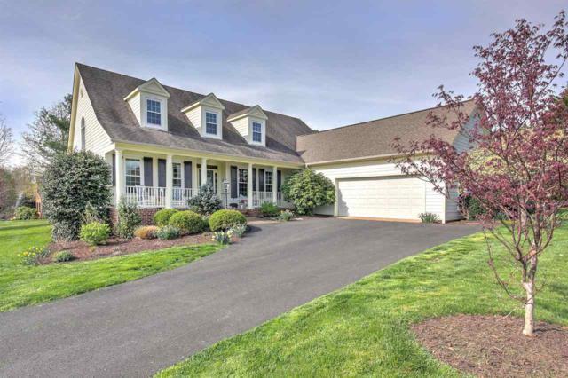 3657 Worcester Ln, KESWICK, VA 22947 (MLS #588843) :: Jamie White Real Estate
