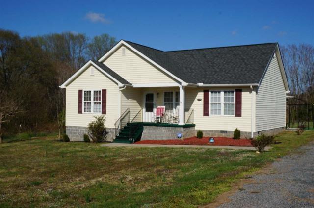 239 Lesueur St, Dillwyn, VA 23936 (MLS #589025) :: Real Estate III