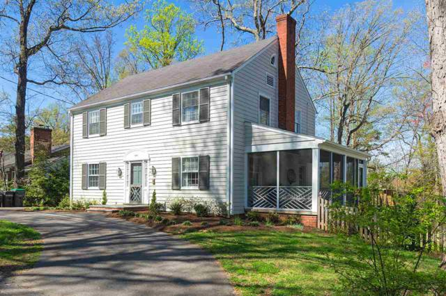 1415 Dairy Rd, CHARLOTTESVILLE, VA 22901 (MLS #589158) :: Real Estate III