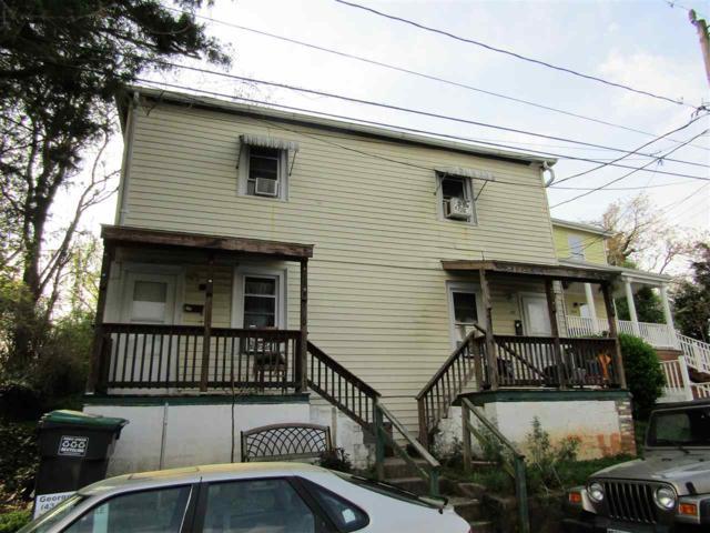 330 6 1/2 ST 330-332, CHARLOTTESVILLE, VA 22903 (MLS #589191) :: Real Estate III