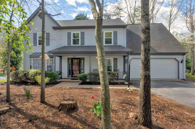 1899 Amberfield Dr, CHARLOTTESVILLE, VA 22911 (MLS #589203) :: Real Estate III