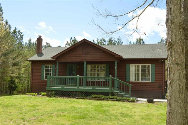 2163 Secretarys Rd, SCOTTSVILLE, VA 24590 (MLS #589286) :: Strong Team REALTORS