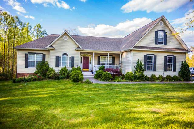 400 Mountainside Dr, STANARDSVILLE, VA 22973 (MLS #589480) :: Jamie White Real Estate