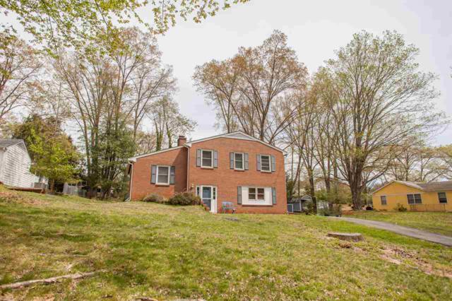 2011 Greenbrier Dr, CHARLOTTESVILLE, VA 22901 (MLS #589522) :: Jamie White Real Estate