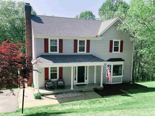 2110 Viburnum Ct, CHARLOTTESVILLE, VA 22911 (MLS #589836) :: Jamie White Real Estate